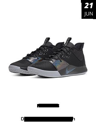 27_06_19 - Tênis Nike PG 3 Preto AO260-7-003