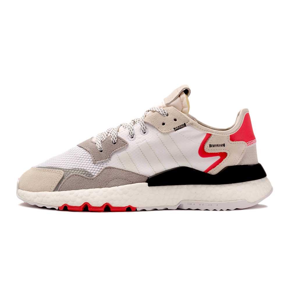 Tenis-adidas-Nite-Jogger-Cinza