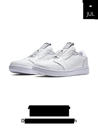 06_07_19 - Tênis Air Jordan 1 Retro Low Slip-On Branco AV391-8-100