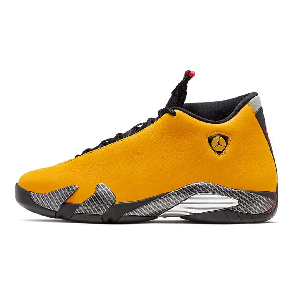 Tenis-Air-Jordan-14-Retro-Special-Edition-Masculino-Amarelo