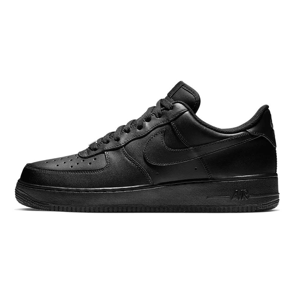 Tenis-Nike-Air-Force-1-07-Masculino-Preto