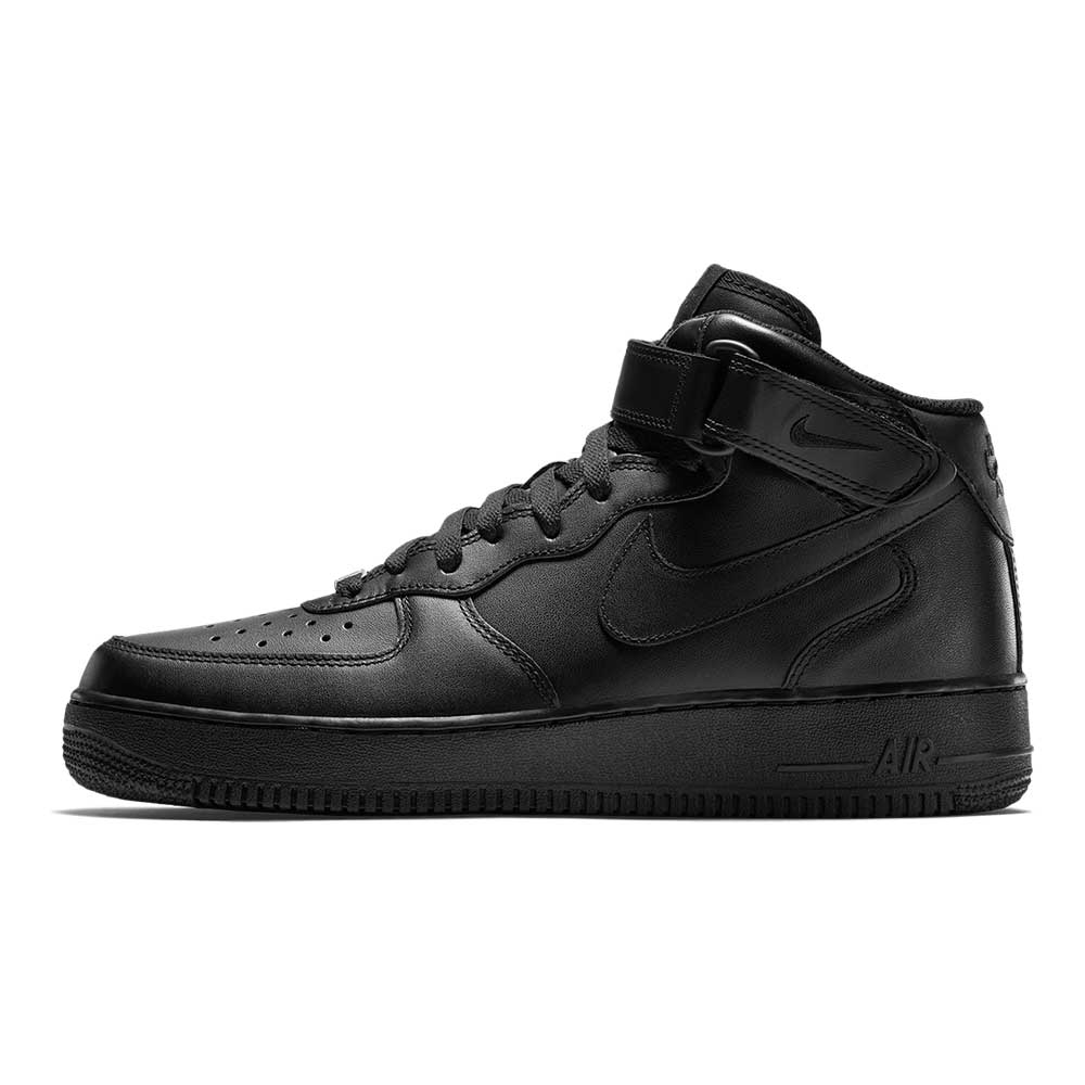 Tenis-Nike-Air-Force-1-Mid-07-Masculino-Preto