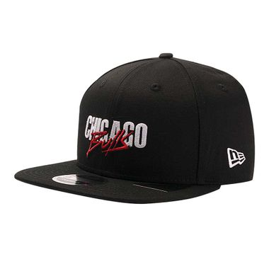 Bone-New-Era-9Fifty-Versatile-TeamName-Chicago-Bulls-Preto