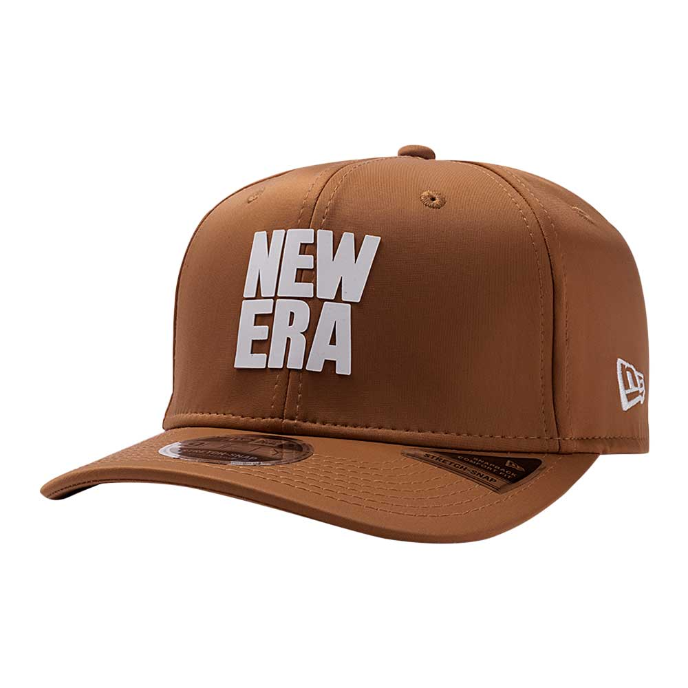 Bone-New-Era-9Fifty-Essentials-Big-New-Era-Marrom