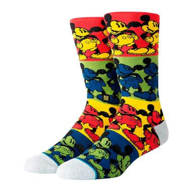 Meia-Stance-Mouseketeer-Multicolor