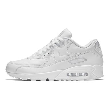 Tenis-Nike-Air-Max-90-Leather-Masculino-Branco