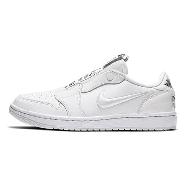 Tenis-Air-Jordan-1-Retro-Low-Slip-On-Feminino-Branco