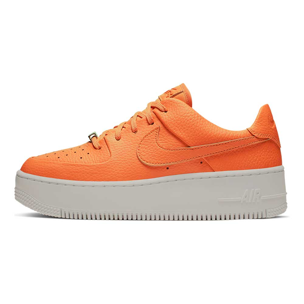 Tenis-Nike-Air-Force-1-Sage-XX-Feminino-Laranja