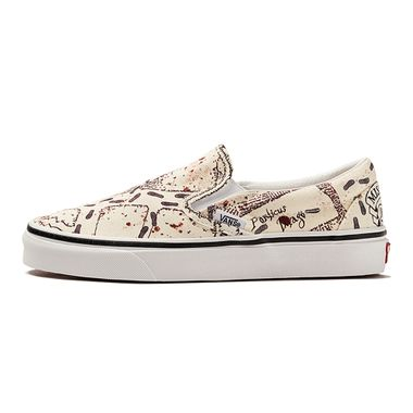 Tenis-Vans-X-Harry-Potter-Classic-Slip-On-Bege