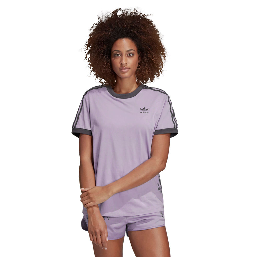 Camiseta-Adidas-TRF-Feminina-Lilas