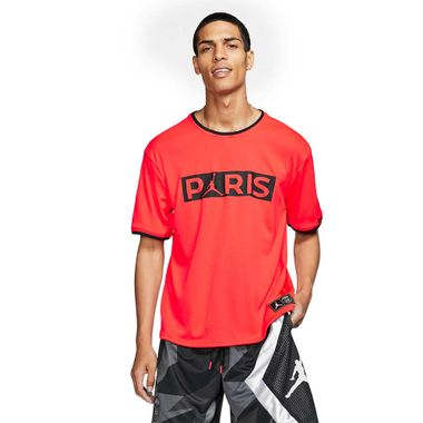 Camiseta-Jordan-X-PSG-Poly-RPLCA-Masculina-Vermelho