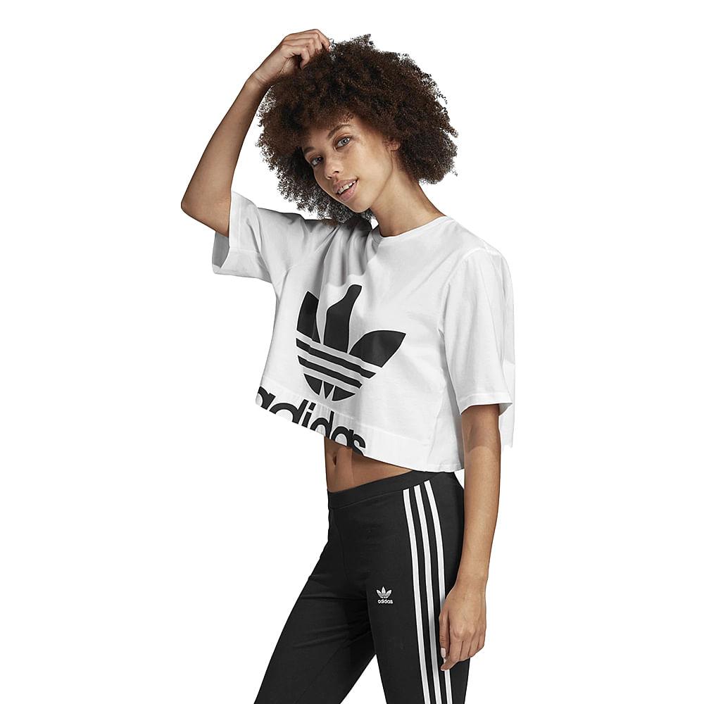 Camiseta-adidas-Cut-Out-Feminina-Branca
