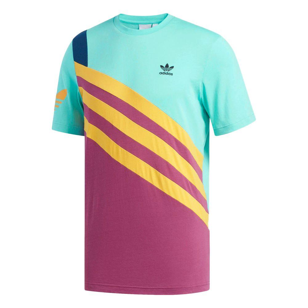 Camiseta-adidas-Originals-Trefoil-Masculina-Verde