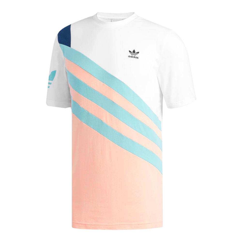 Camiseta-adidas-Originals-Trefoil-Masculina-Branco