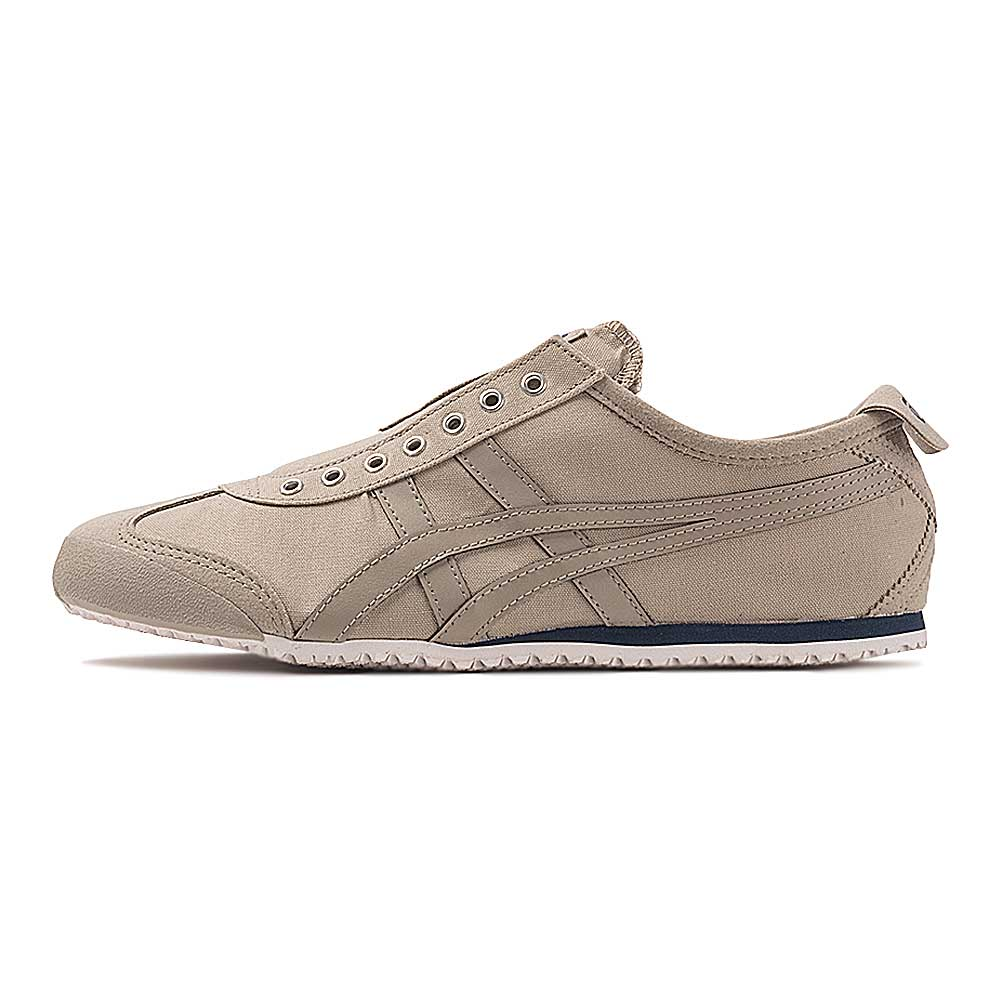 Tenis-Asics-Mexico-6-SLIP-ON-Masculino-Marrom