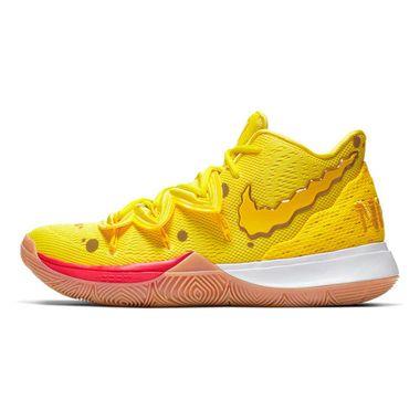 Tenis-Nike-Kyrie-5-SpongeBob-GS-Amarelo