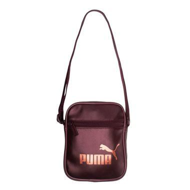 Bolsa-Puma-Core-Up-Portable-Feminina-Vinho