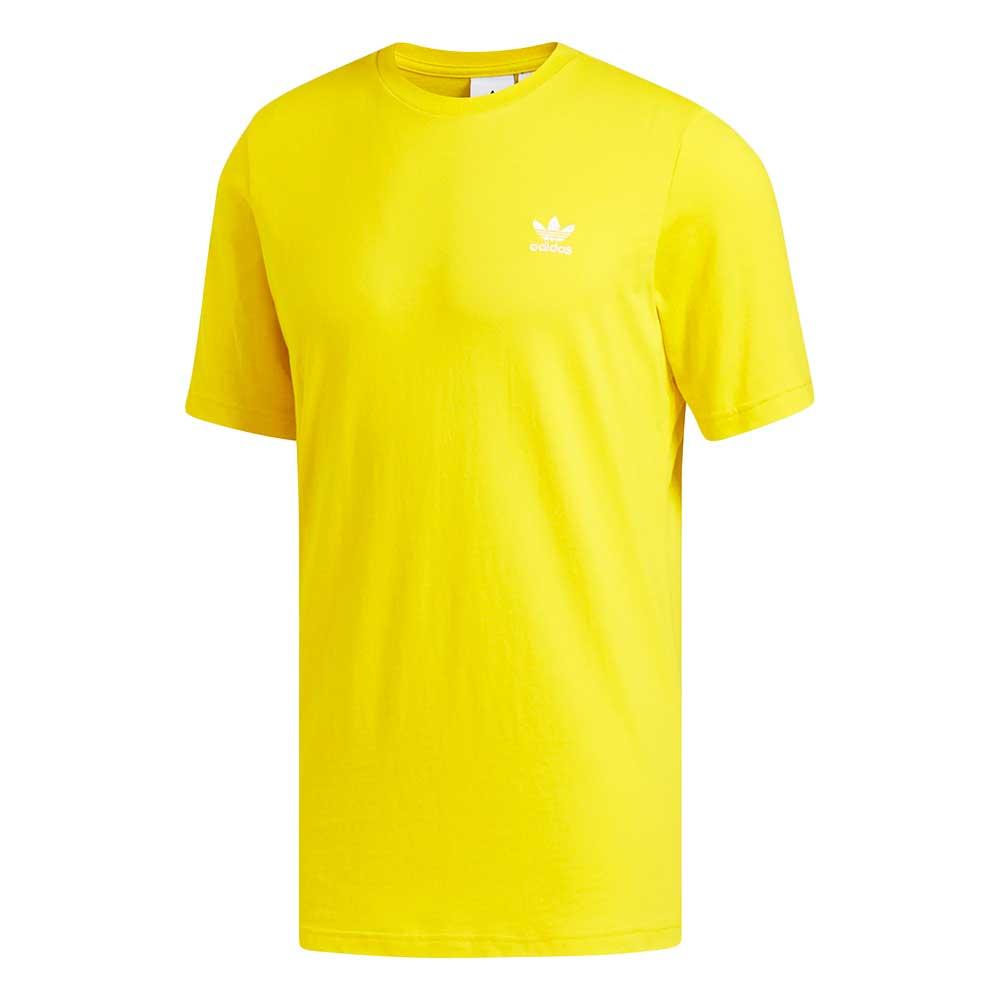Camiseta-adidas-Essential-Masculina-Amarela-1
