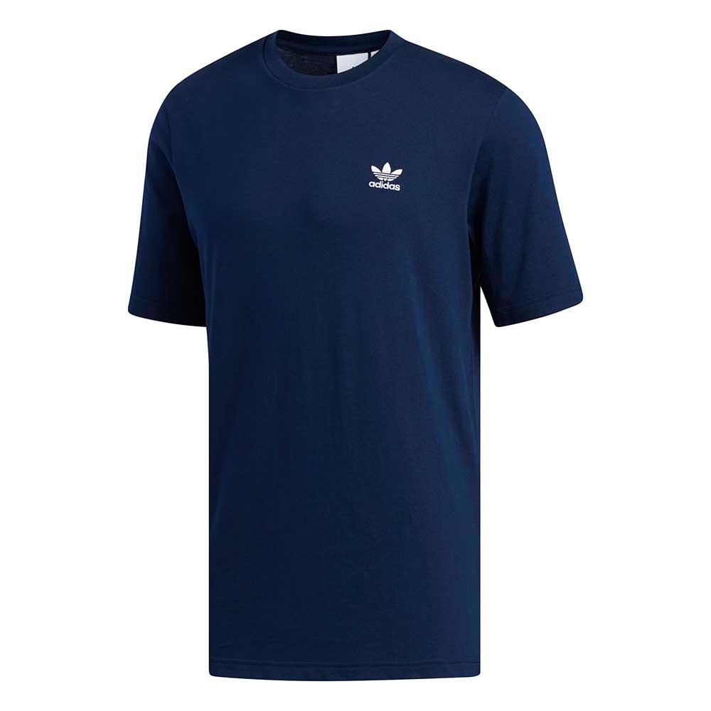 Camiseta-adidas-Essential-Masculina-Azul-1