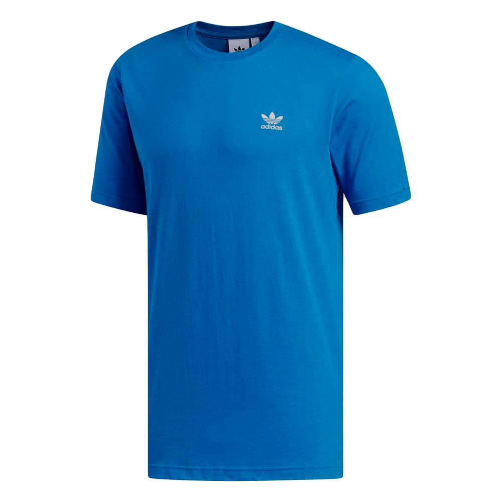 Camiseta-adidas-Essential-Masculina-Azul
