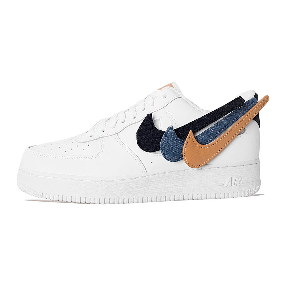 Tenis-Nike-Air-Force-1-07-Lv8-3-Masculino-Branco