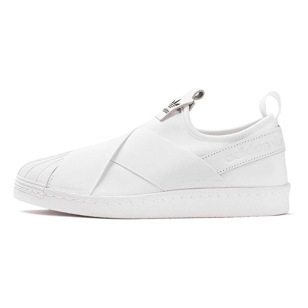 Tenis-adidas-Superstar-Slip-On-Feminino-Branco