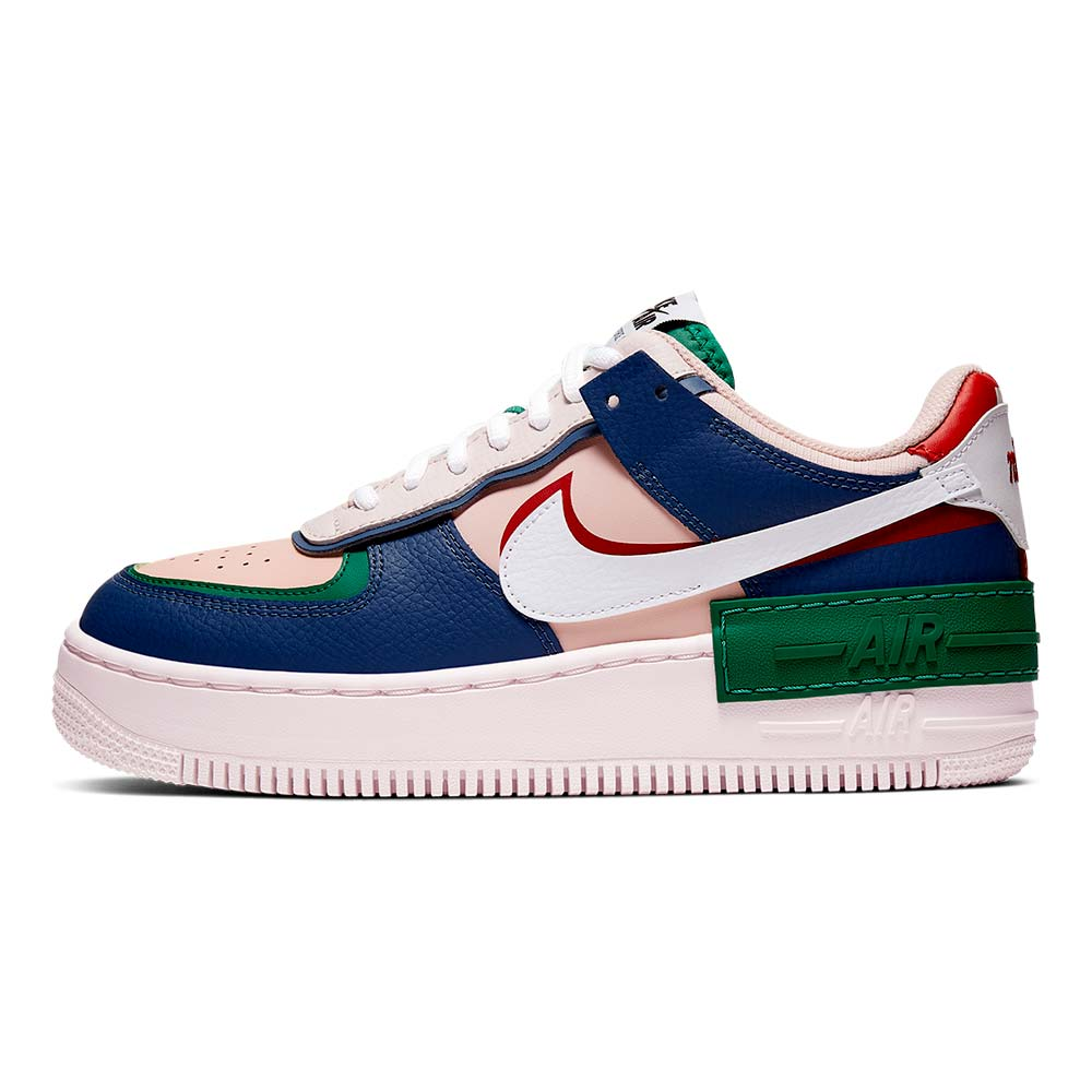 Tenis-Nike-Air-Force-1-Feminino-Multicolor