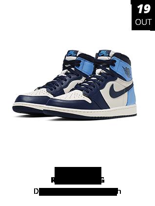 19_10_19 - Tênis Nike Air Jordan 1 Retro High OG Masculino 555088-140