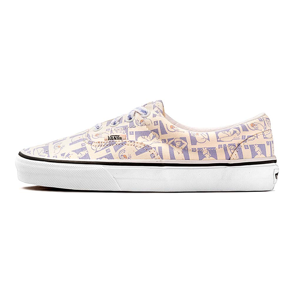 Tenis-Vans-Era-Breast-Cancer-Multicolor