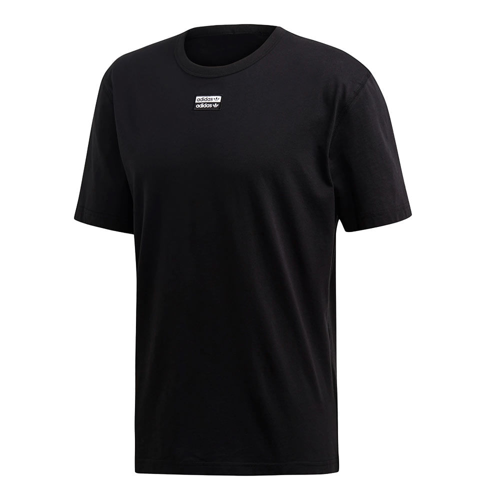 Camiseta-adidas-Originals-Vocal-Masculina-Preta