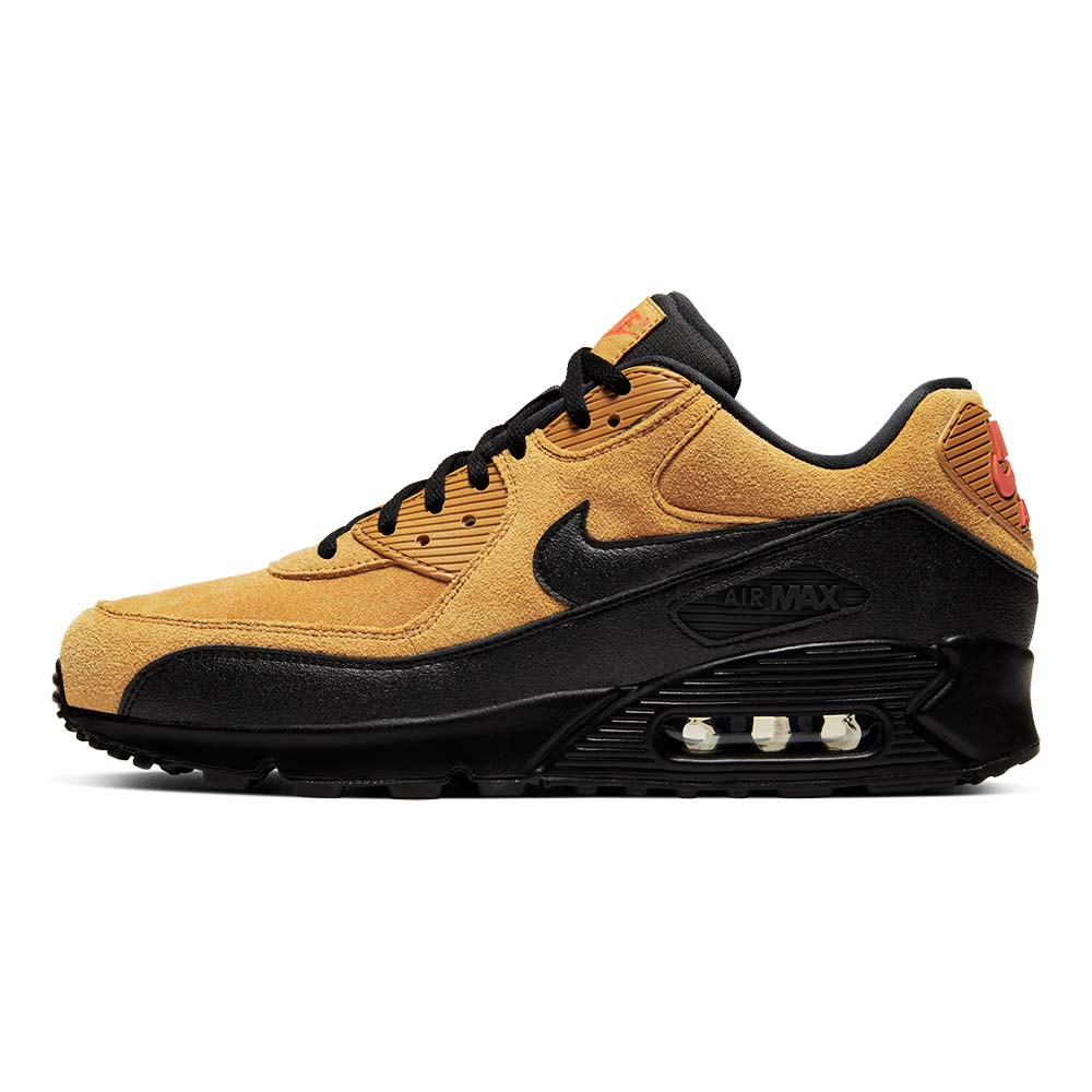 Tenis-Nike-Air-Max-90-Essential-Masculino-Marrom