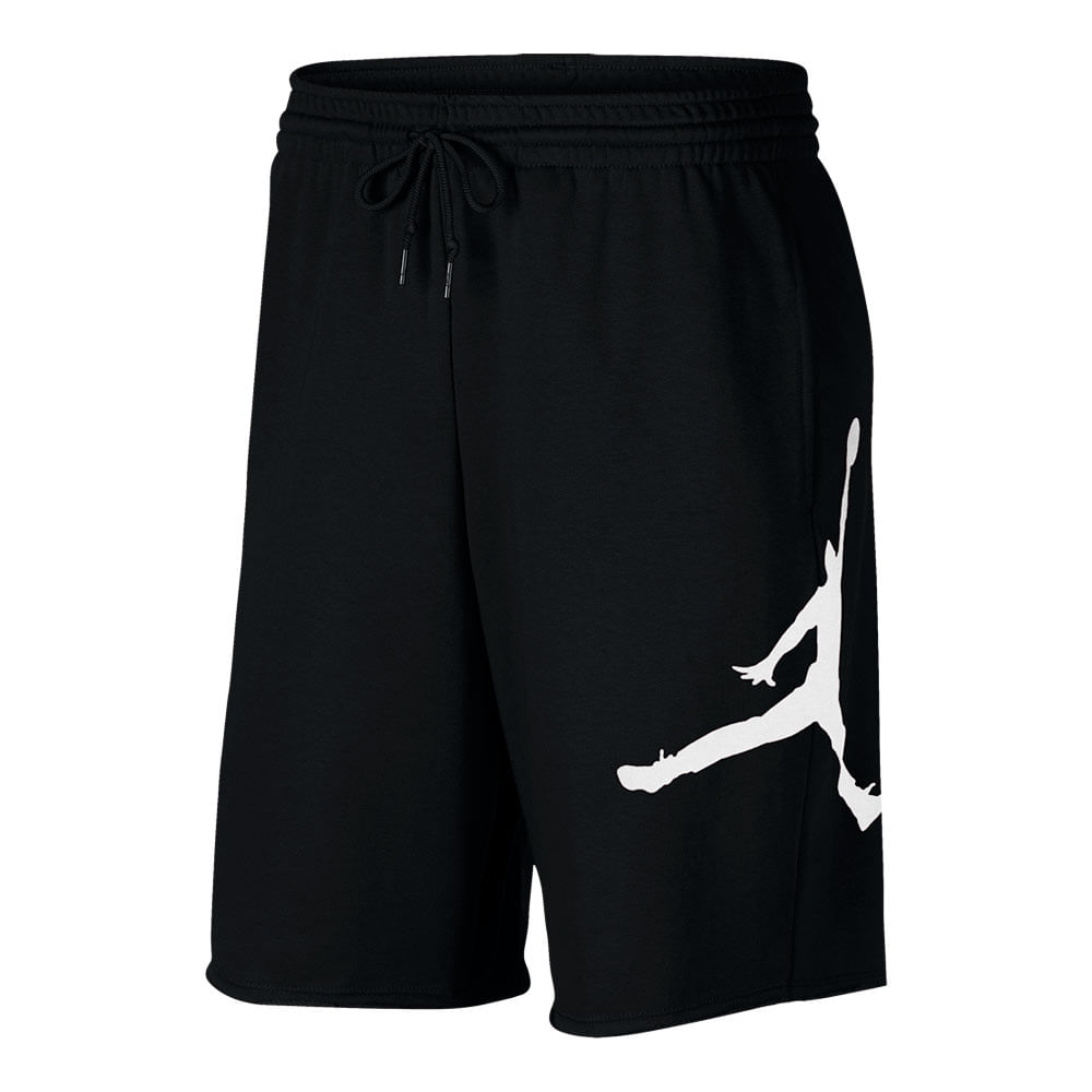Shorts-Jordan-Jumpman-Fleece-Masculino-Preto
