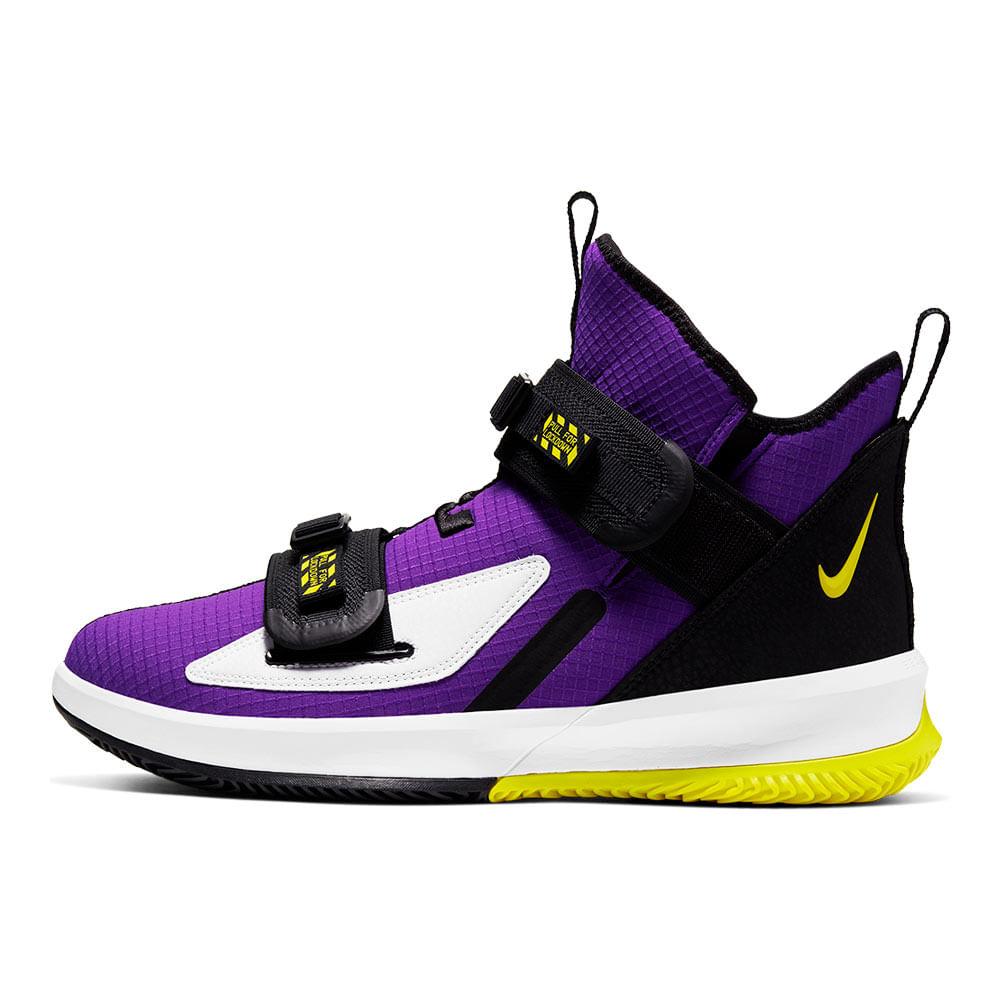 Tenis-Nike-Lebron-Soldier-XIII-SFG-Masculino-Roxo