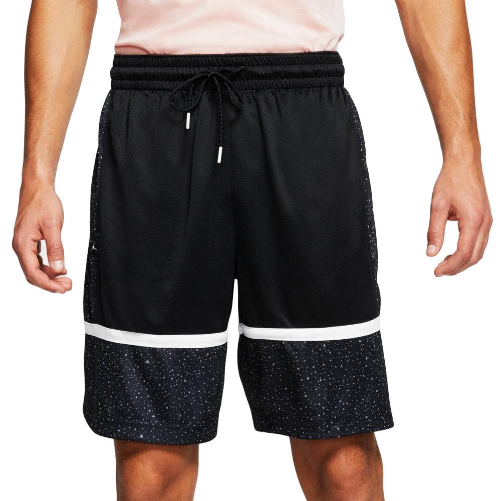 Shorts-Jordan-Jumpman-Graphic-Masculino-Preto