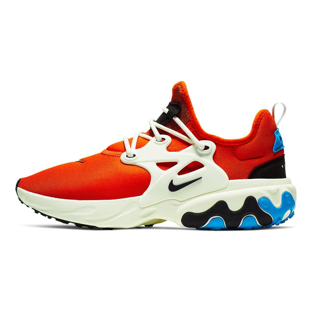 Tenis-Nike-React-Presto-Masculino-Laranja