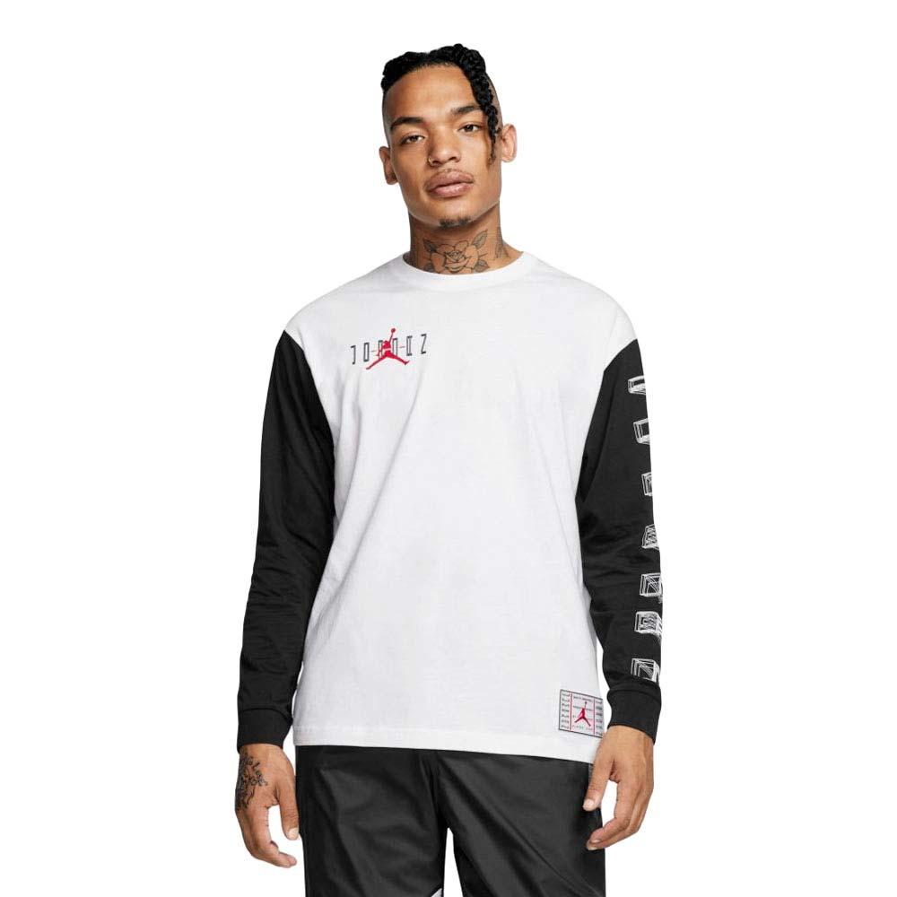 Camiseta-Jordan-Legacy-AJ11-Masculina-Branca