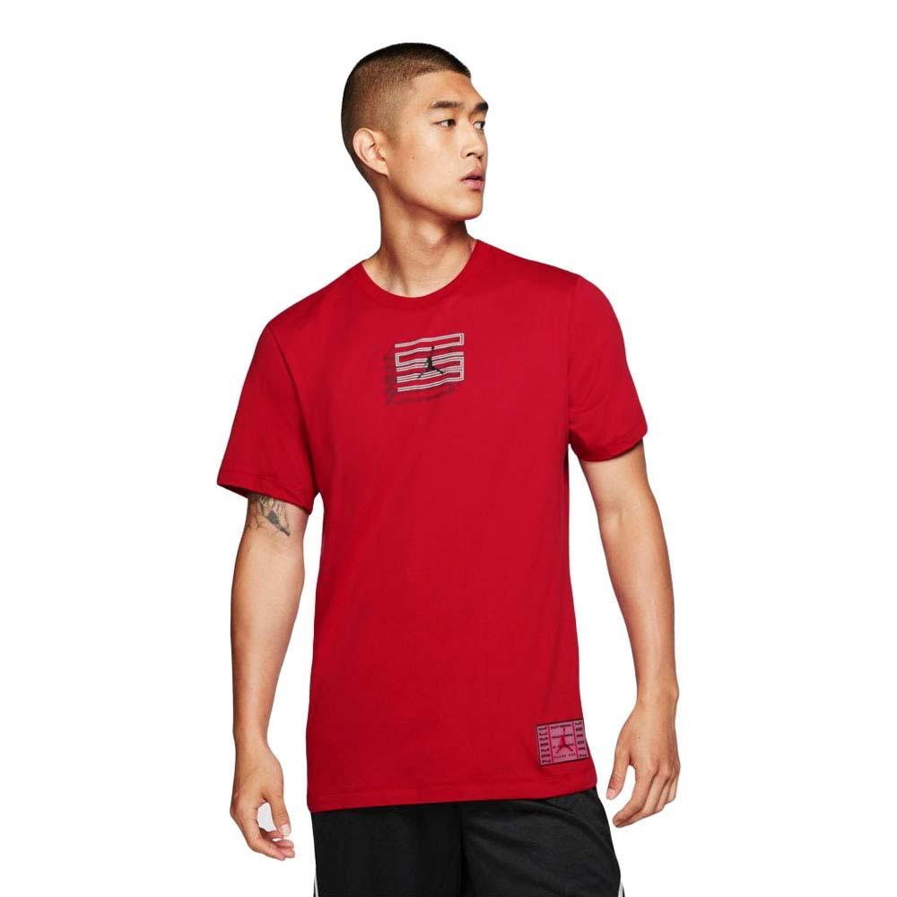 Camiseta-Jordan-AJ11-SS-23-Masculina-Vermelha