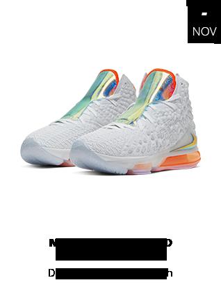 21_11_19 - Tênis Nike Lebron XVII LMTD Branco CT384-3-100