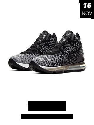 16_11_19 - Tênis Nike Lebron XVII In The Arena Branco BQ317-7-002