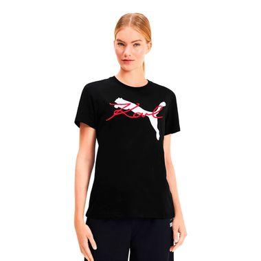 Camiseta-Puma-X-Karl-Feminina-Preta