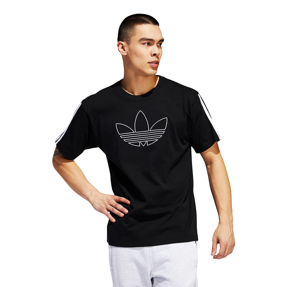Camiseta-adidas-Originals-Outline-Masculina-Preta