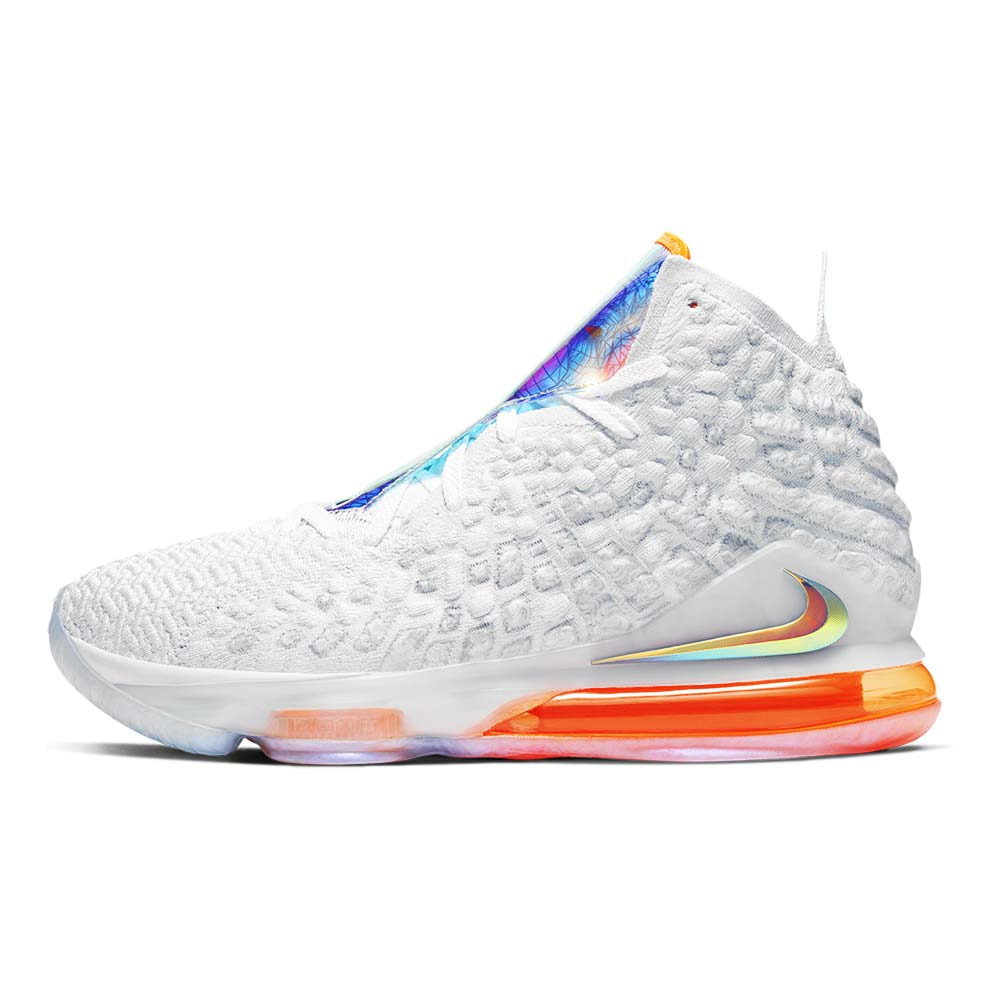 Tenis-Nike-Lebron-XVII-LMTD-Masculino-Multicolor