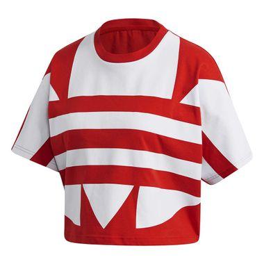 Camiseta-adidas-Originals-Lrg-Feminina-Vermelha
