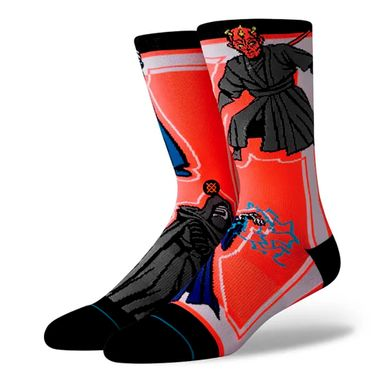 Meia-Stance-SW-Sith-Multicolor
