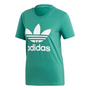 Camiseta-adidas-Trefoil-Feminina-Verde