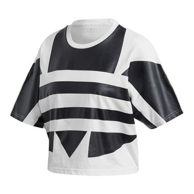 Camiseta-adidas-Large-Logo-Feminina-Branca