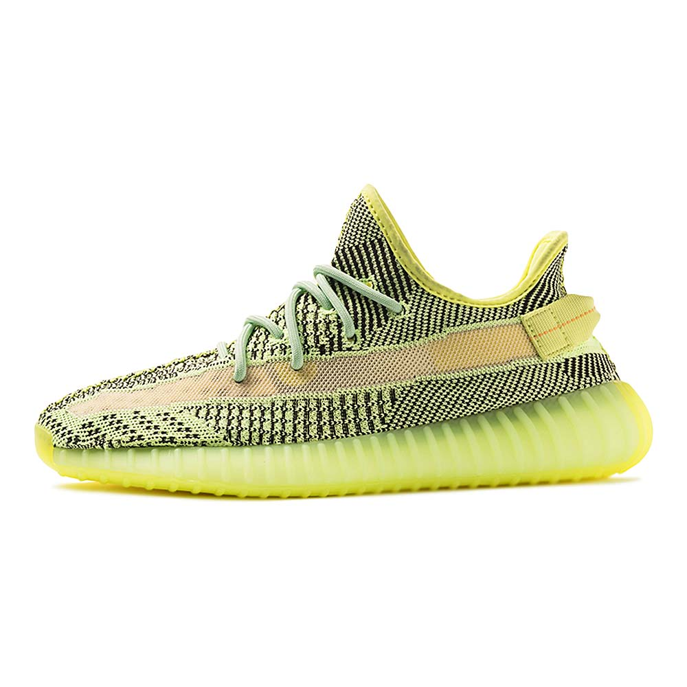 Tenis-adidas-Yeezy-Boost-350-V2-Verde