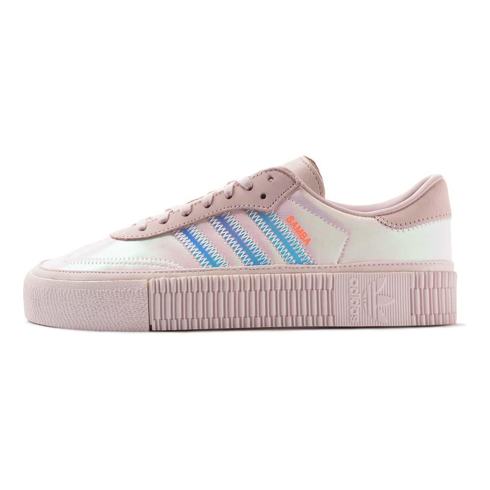 Tenis-adidas-Sambarose-Feminino-Rose