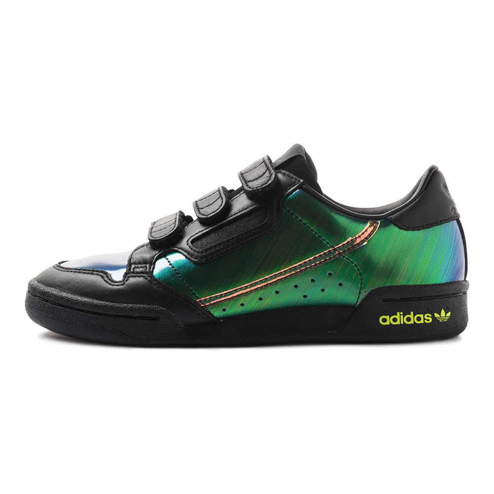Tenis-adidas-Continental-80-Strap-Feminino-Multicolor