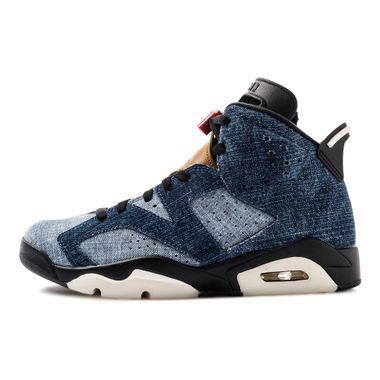 Tenis-Air-Jordan-6-Retro-Masculino-Azul